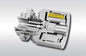 mandrin de serrage de pièce pour presse à imprimer