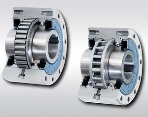 roue libre complète / avec roulement interne / antidévireur