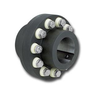 accouplement à broches / flexible / de pompe / de respirateur