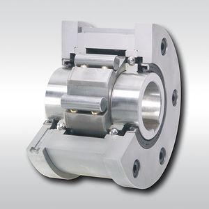 roue libre à rouleaux / complète / avec roulement interne / commande d'avance