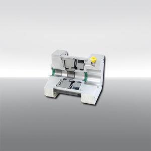 dispositif de serrage actionné pneumatiquement / d'arbre