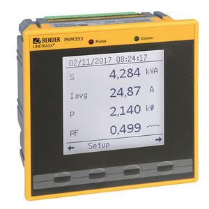 appareil de mesure de qualité d'énergie / de tension / de courant AC / de réseau électrique