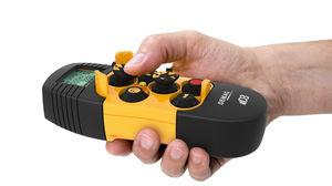 radiocommande / à joystick / compacte / pour grues