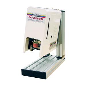 machine de tampographie à encrier hermétique