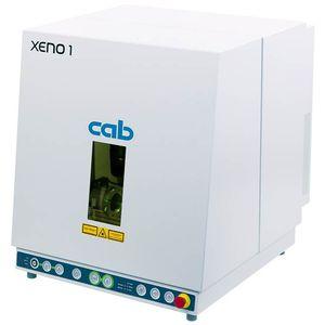machine de marquage laser à fibre pulsé / benchtop / compacte / automatique