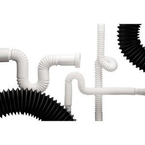 tube pour produits chimiques / pour l'eau / pour applications chimiques / en plastique