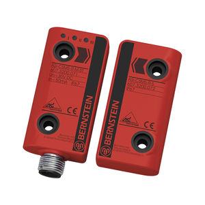 capteur de proximité de sécurité / reed / rectangulaire / pour environnements sévères