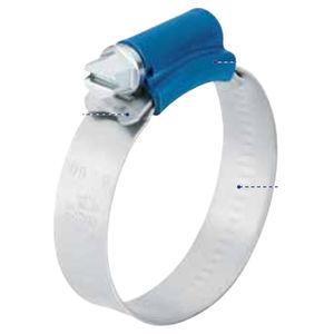 collier de serrage en acier inoxydable / à vis sans fin / à bande / sans crantage