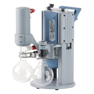 pompe à vide à palettes / à membrane / sans huile / à trois étages