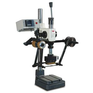 machine de marquage à chaud / benchtop / manuelle / pour plastique