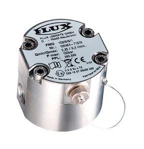débitmètre à pignons ovales / pour huile / pour carburant / pour produits chimiques