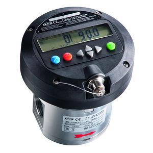 débitmètre à pignons ovales / pour carburant / pour produits chimiques / pour acide