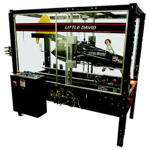fermeuse de caisses en carton à quatre rabats / ruban adhésif / entièrement automatique