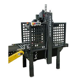 fermeuse de caisses en carton à double rabats / ruban adhésif / automatique