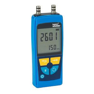 appareil de mesure de pression / électronique / pour gaz / d'air