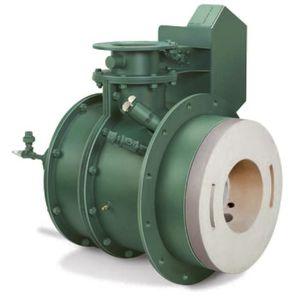 brûleur à gaz naturel / ultra bas NOx / haute température / pour four