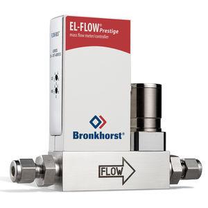 débitmètre massique thermique / pour gaz / avec régulateur de débit massique