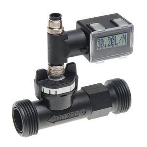 débitmètre à vortex / pour eau / numérique / compact