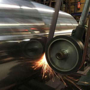 chromage dur / de l'acier / du cuivre / de l'inox