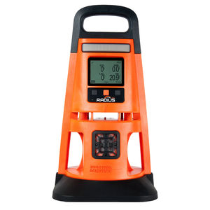 détecteur pour zones dangereuses / de gaz toxique / multi-gaz / dynamique