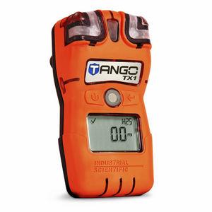 détecteur de monoxyde de carbone / de sulfure d'hydrogène / mono-gaz / portable