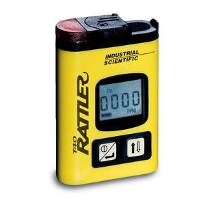 détecteur monogaz / de sulfure d'hydrogène / de monoxyde de carbone / électrochimique