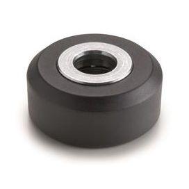 rondelle palier / ronde / en acier / en acier inoxydable