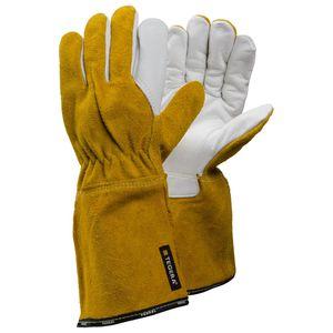 gants de soudage / de protection mécanique / antichaleur / en peau de vache
