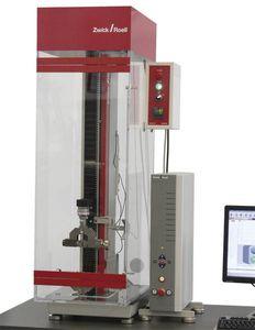 chambre d'essai de température / pour machine d'essai de matériaux / avec fenêtre