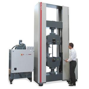 machine d'essai de compression / de traction / électromécanique / hydraulique