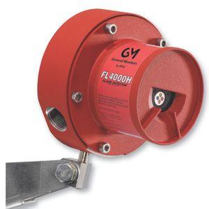 détecteur de flamme / d'heptane / de gaz / à infrarouge