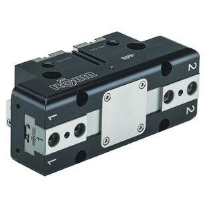 pince de préhension pneumatique / hydraulique / parallèle / à 2 mâchoires