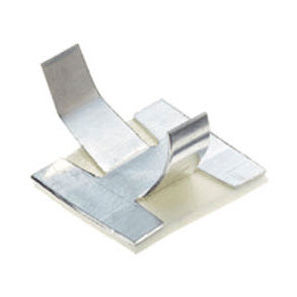 collier pour câble électrique en aluminium