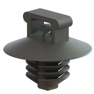 embase pour collier de serrage encliquetable / en plastique