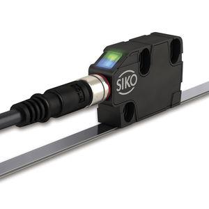 capteur de position linéaire / angulaire / sans contact / magnétique