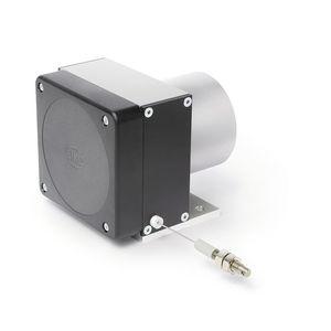 capteur de position à câble / à potentiomètre / analogique / robuste