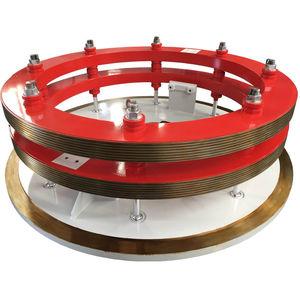 collecteur tournant pour générateur / en inox / en bronze / en acier au carbone