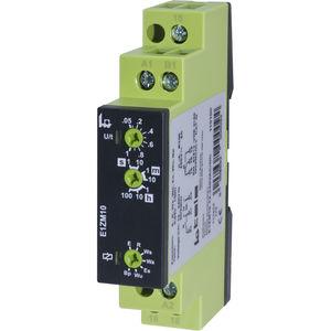 relais temporisé électronique / multifonction / de protection / multifonction