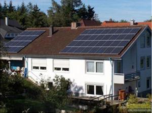 cellule solaire photovoltaïque