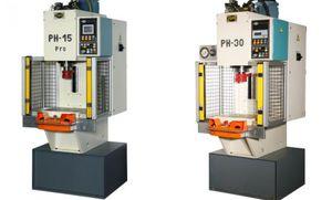 presse hydraulique / à poinçonner / pour assemblage / à arcade