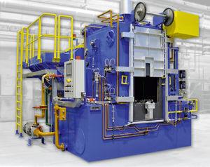 four de carbonitruration