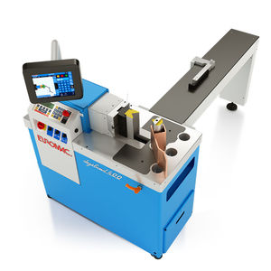 cintreuse hydraulique / de profilés / CNC / horizontale