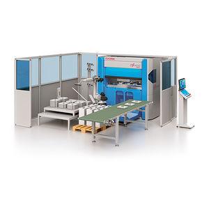cellule de cintrage électrique / de tubes / automatique / robotisée