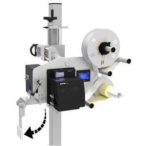 machine d'impression-pose d'étiquettes à transfert thermique