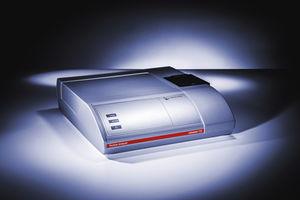 analyseur de particules / de granulométrie / benchtop / de diffusion de lumière