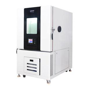 chambre de test environnementale / d'humidité et température / régulateur de température / pour fil