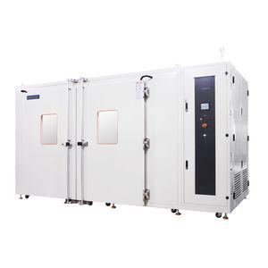 chambre d'essai d'humidité et température / modulaire / walk-in
