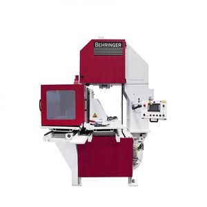 machine à scier à ruban / pour aluminium / de haute précision
