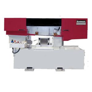 machine à scier à ruban / pour acier / pour aluminium / horizontale