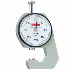 mesureur d'épaisseur de matières plastiques